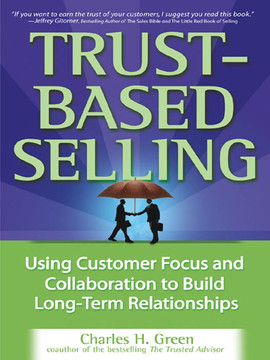 Trust-Based Selling (Audio Book)