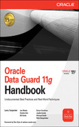 Cover of Oracle Data Guard 11g Handbook