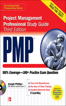 PMP® Project Management Professional Study Guide, Third Edition