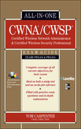 Cover of CWNA® Certified Wireless Network Administrator & CWSP® Certified Wireless Security Professional