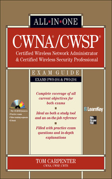 CWNA® Certified Wireless Network Administrator & CWSP® Certified Wireless Security Professional