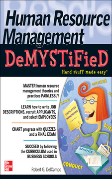 Answers to Quizzes and Final Exam - Human Resource Management