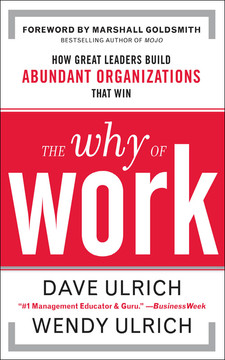 The Why of Work