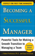 Cover of Becoming a Successful Manager, Second Edition