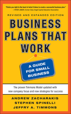 Business Plans that Work: A Guide for Small Business 2/E, 2nd Edition