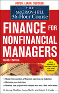 Cover of The McGraw-Hill 36-Hour Course: Finance for Nonfinancial Managers