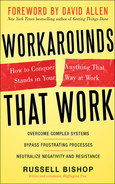 Cover of Workarounds That Work: How to Conquer Anything That Stands in Your Way at Work