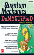 Cover of Quantum Mechanics Demystified, 2nd Edition