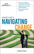 Cover of Manager's Guide to Navigating Change