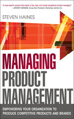 Managing Product Management
