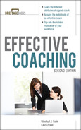 Cover of Manager's Guide to Effective Coaching, Second Edition