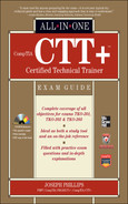 Cover of CompTIA CTT+™ Certified Technical Trainer All-in-One Exam Guide