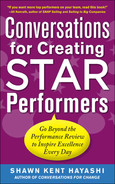 Cover of Conversations for Creating Star Performers