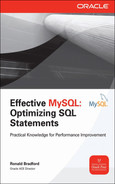 Cover of Effective MySQL Optimizing SQL Statements