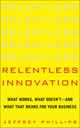Cover of Relentless Innovation
