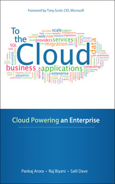 To the Cloud: Cloud Powering an Enterprise