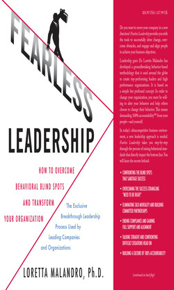 Fearless Leadership: How to Overcome Behavioral Blindspots and Transform Your Organization (Audio Book)