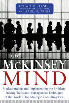 McKinsey Mind (Audio Book)