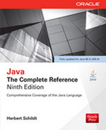 Cover of Java The Complete Reference, 9th Edition