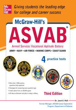 McGraw-Hill's ASVAB, 3rd Edition [Book]