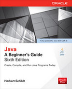 Cover of Java A Beginner's Guide, 6th Edition