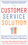 Cover of The Customer Service Solution: Managing Emotions, Trust, and Control to Win Your Customer's Business