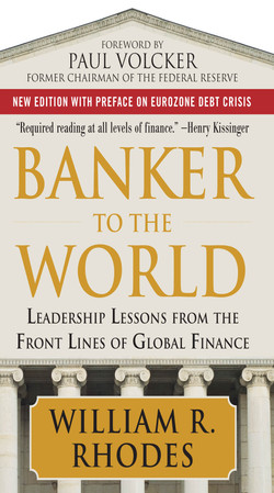 Banker to the World: Leadership Lessons From the Front Lines of Global Finance (Audio Book)
