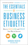 Cover of The Essentials of Business Etiquette: How to Greet, Eat, and Tweet Your Way to Success