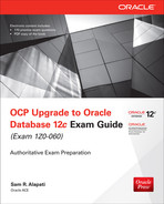 Cover of OCP Upgrade to Oracle Database 12c Exam Guide (Exam 1Z0-060), 2nd Edition