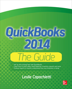 QuickBooks 2014 The Guide, 2nd Edition