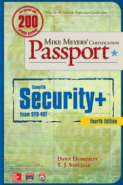 Mike Meyers's CompTIA Security+ Certification Passport, Fourth Edition  (Exam SY0-401)