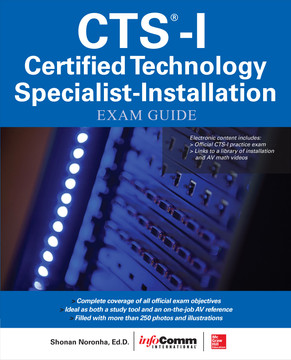 CTS-I Certified Technology Specialist-Installation Exam Guide