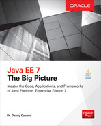 Cover of Java EE 7: The Big Picture