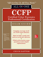 Cover of CCFP Certified Cyber Forensics Professional All-in-One Exam Guide