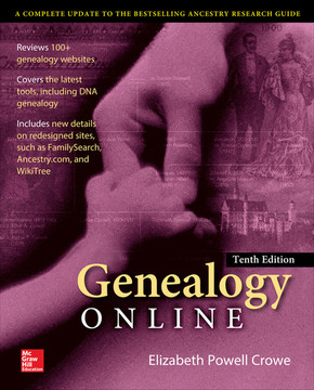 Genealogy Online, 10th Edition