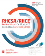 Cover of RHCSA/RHCE Red Hat Linux Certification Study Guide, Seventh Edition (Exams EX200 & EX300), 7th Edition