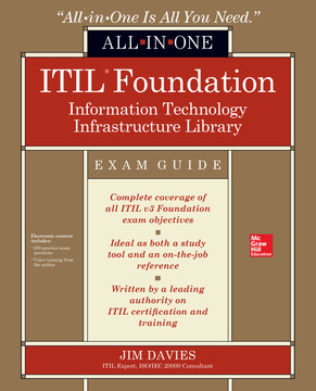 Itil Foundation All In One Exam Guide Book