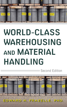 World-Class Warehousing and Material Handling, 2E, 2nd Edition