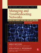 Cover of Mike Meyers' CompTIA Network+ Guide to Managing and Troubleshooting Networks Lab Manual, Fourth Edition (Exam N10-006), 4th Edition