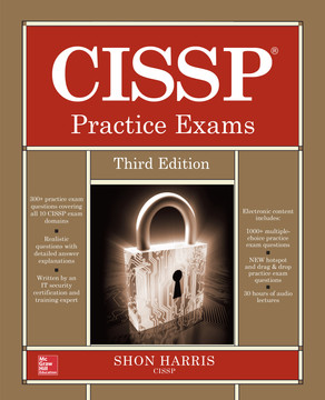 CISSP Practice Exams, Third Edition, 3rd Edition
