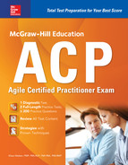 Cover of McGraw-Hill Education ACP Agile Certified Practitioner Exam