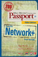 Cover of Mike Meyers' CompTIA Network+ Certification Passport, Fifth Edition (Exam N10-006), 5th Edition