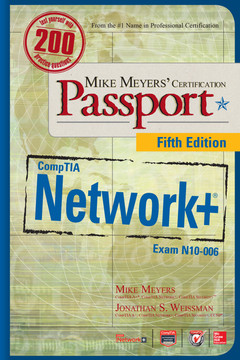Mike Meyers' CompTIA Network+ Certification Passport, Fifth Edition (Exam N10-006), 5th Edition