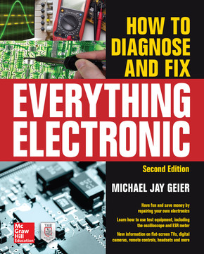 How to Diagnose and Fix Everything Electronic, Second Edition, 2nd Edition