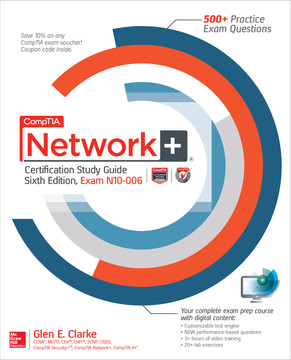 CompTIA Network+ Certification Study Guide, Sixth Edition (Exam N10-006), 6th Edition