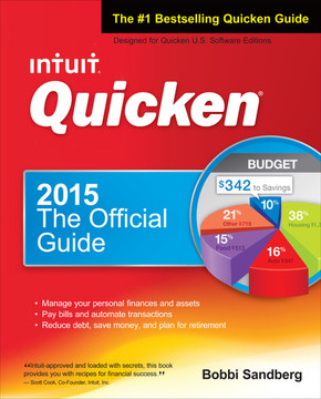 Quicken 2015 The Official Guide, 3rd Edition