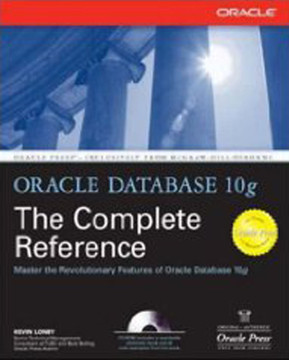 Oracle Database 10g: The Complete Reference