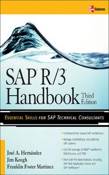 SAP R/3 Handbook, Third Edition, 3rd Edition