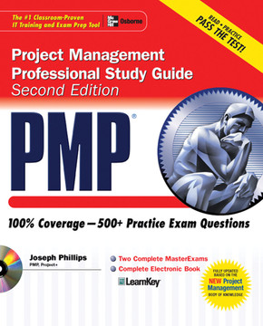 PMP Project Management Professional Study Guide, Second Edition, 2nd Edition