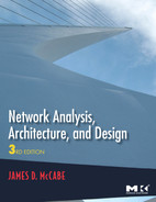 Cover of Network Analysis, Architecture, and Design, 3rd Edition